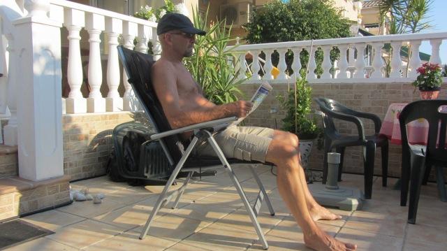 The Art of Doing Nothing. Alternativ stilling